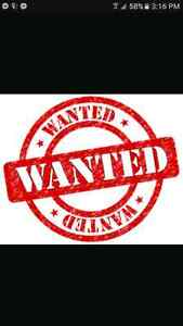 *** Wanted ***