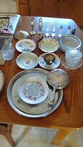 Beautiful rare antiques best offer for the whole set goes London Ontario image 1