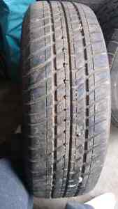 All season tires and rims p215/70r15 Cambridge Kitchener Area image 2