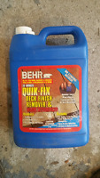 Behr Heavy Duty Deck Finish & Concrete Remover & Wood Resurfacer
