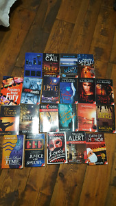 Lot of 21 Radclyffe books. Great condition.
