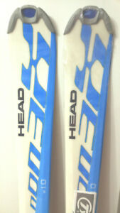 Head Xenon X 1.0 Downhill Skis 163 cm wit bindings Tyrolia SR10