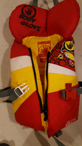 2 Child Lifejackets