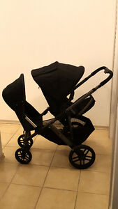 UPPAbaby Vista Stroller with Toddler&Rumble Seat