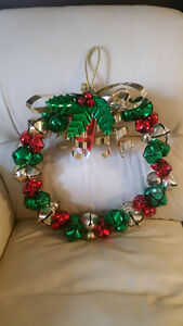 Christmas Bell Wreath