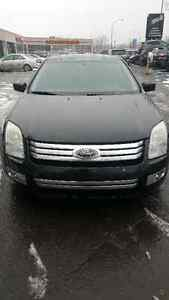 2007 Ford Fusion SEL AWD 3L
