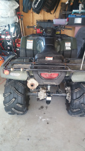 Honda TRX420FM FourTrax for sale