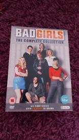 Bad girls FULL BOXSET