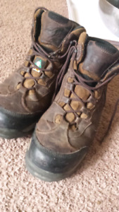 Steel toe boots new