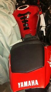 2004 Yamaha R6 r6 yzfr6 R-6 Part out Part out