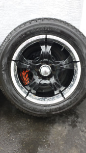 20 Inch Tires on Rims