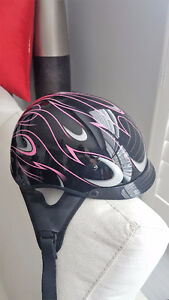 women's motorcycle helmet size large DOT approved