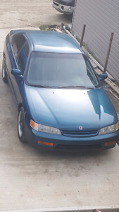 FOR SALE 1995 HONDA ACCORD