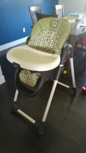 Baby high chair Graco