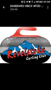 Revelstoke curling rink