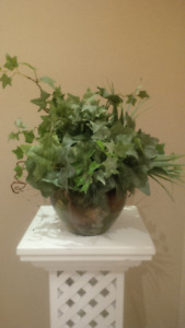 Silk Ivy Arrangement