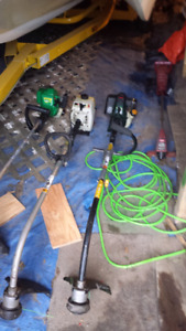 Gas weed trimmers for sale