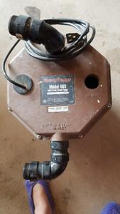 Liberty Drain Pump