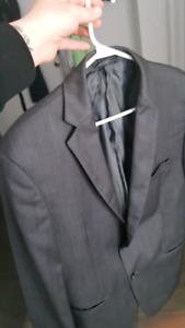 Mens Calvin Klein Suit Blazer