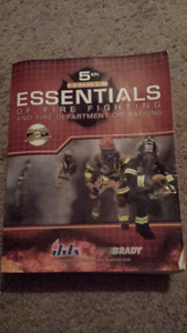 5th edition of firefighting
