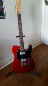 Fender Blacktop Telecaster HH - Candy Apple Red