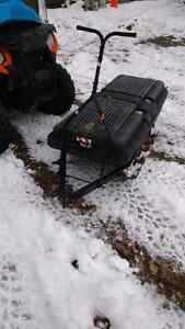 Ice Fishing Sled Buy Or Sell Sporting Goods Amp Exercise