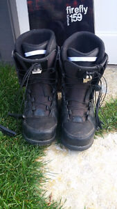 Men's size 11 Firefly Snowboard Boots **COBOURG AREA**