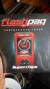 Superchips Flashpaq F5 Ford NEUF!!!