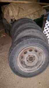 4 steel wheel  for 2002 & up civic with wheel cover Gatineau Ottawa / Gatineau Area image 1