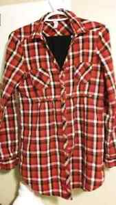 Warehouse One Plaid Shirt