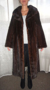 Manteau Fourrure Vison/ Mink Fur Coat