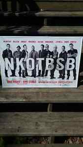 New Kids On The Block Framed Posters