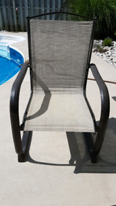 Patio Rocker Chairs For Sale