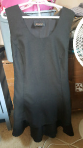 Black dress size 3x great condition