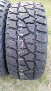 "Brand new 33"" Mickey Thompson tires"