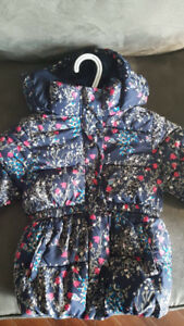 4T Winter jacket