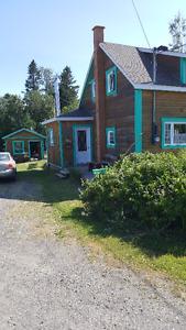 Maison à louer à St-Elzéar