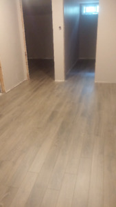 Holiday Special Laminate Installation $0.75 Square Foot