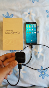 Unlocked Black Samsung Galaxy 4 Phone (Price Negotiable)