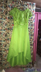 Like-New Formal Neon Dress For Sale!