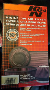 K & N air filter for Nissan Altima 1995 - 2006