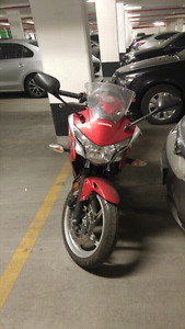2011 Honda CBR250R WITH SAFETY