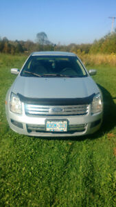 2006 FORD FUSION 3200 CERTIFIED