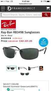 Ray-Ban Sunglasses West Island Greater Montréal image 1