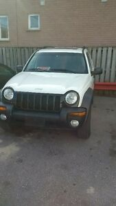 2004 Chrysler Jeep Liberty
