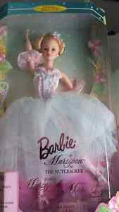 COLLECTIBLE- Nutcracker - Marzipan Barbie