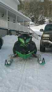Arctic cat f7 2006