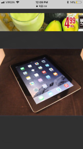 iPad 2nd generation 32 gb for cheap!