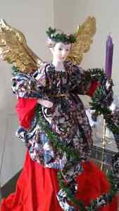 ***BEAUTIFUL TABLE OR TREE TOP CHRISTMAS  ANGEL**** Stratford Kitchener Area image 4