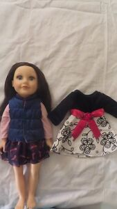 Journey Girl Doll (with extra dress)